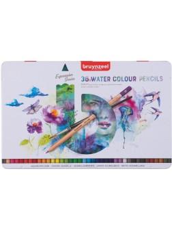 bruynzeel® Akvarel Expression - sada 36 ks.