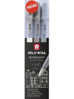 Gelly Roll® Moonlight 06™ Sada 3 ks. Městská