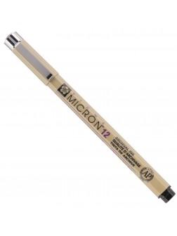Sakura® pero Pigma Micron® 12 - 0.7 mm - černá